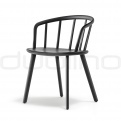 Wooden chairs - PEDRALI NYM 2835