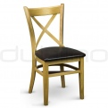 Wooden chairs - XTON 04 OAK