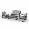 Outdoor lounge seating - GR CAPRI