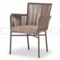 Patio & outdoor wicker, rattan dining chairs - GR ANTI