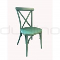 Patio & outdoor metal chairs - DL SEVILLA GREEN