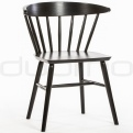 Wooden chairs - XTON 34 BLACK