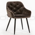 Upholstered dining chairs - DL LORD GREY