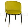 Upholstered dining chairs - DL MOON LIME