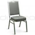 Banquet chair - DL EVOSA SILVER