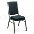 Banquet chair - DL EVOSA DARK GREY