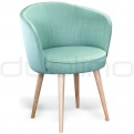 Upholstered dining chairs - HM LIWAN A