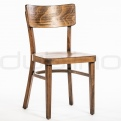 Wooden chairs - XTON 9449 FRENCH PATINA