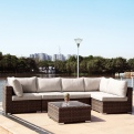 Outdoor lounge seating - CO/MARB1