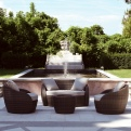 Outdoor lounge seating - CO/LUN