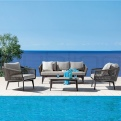 Outdoor lounge seating - CO/DIV