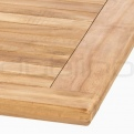 DL SAHARA TEAK WOOD TABLE TOP 120 x 80 #4
