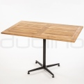 DL SAHARA TEAK WOOD TABLE TOP 120 x 80 #5