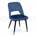 Restaurant chairs - DL FANNY Navy