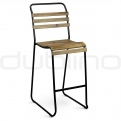 Metal bar stools - DL SENIOR BS