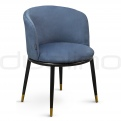 Restaurant chairs - DL MOON BLUE