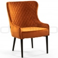 Sofas, armchairs, lounge chairs, tub chairs - DL CRYSTAL ARMCHAIR COGNAC