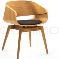 Wooden chairs - GB ELSA