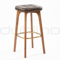 Metal bar stools - DL ORLANDO BS