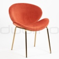 Upholstered dining chairs - DL ROSE CORAL