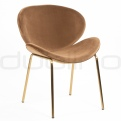 Restaurant chairs - DL ROSE TAUPE