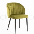 Restaurant chairs - DL ORCHID GREEN