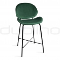 Metal bar stools - DL SHAPE BS MENTA