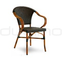 Patio & outdoor wicker, rattan dining chairs - CO771/M